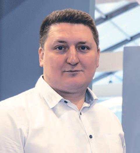 Алексей Дуданов, главный технолог ООО «ТД Пластмасс Групп»