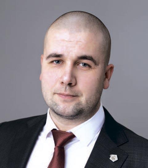 Владислав Неволин, генеральный директор АО «Гипроцветмет»