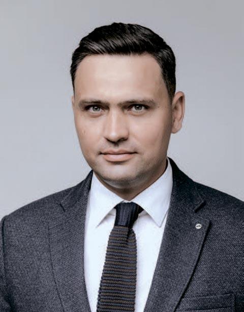 Александр Лисковец, заместитель генерального директора — куратор проекта ООО «СГП»
