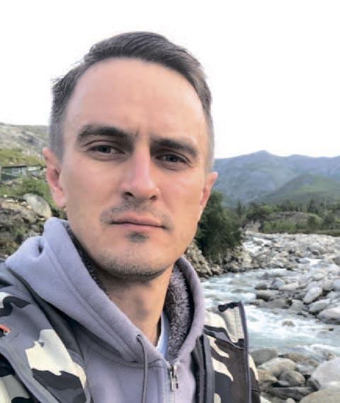 Роман Долгий, коммерческий директор ООО «НПО ГЕЛАР»