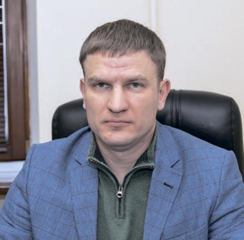 Артём Бегунов, директор ООО «БРЕНТ»