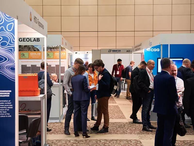 конференция и выставка ГеоЕвразия