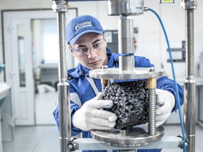 Газпром нефть производство битума