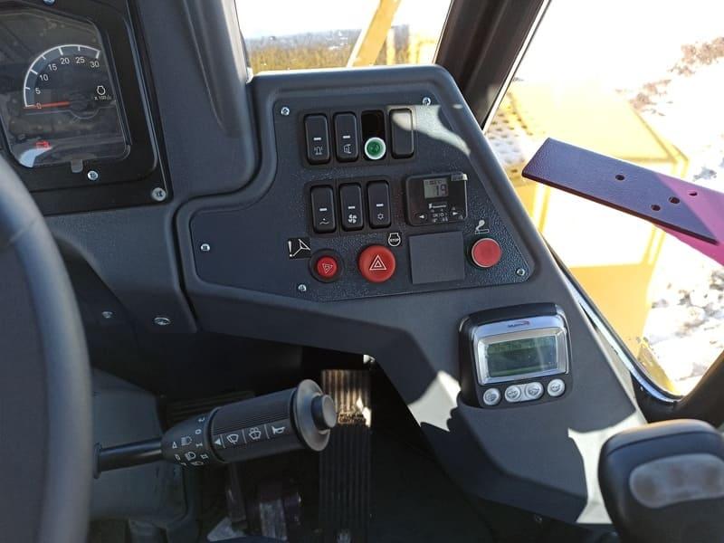 кабина бульдозера ТК 25