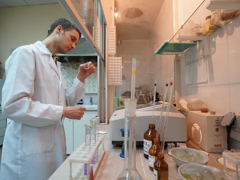 лаборатория АО Иргиредмет