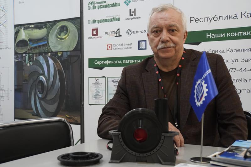 исполнительный директор ПГМК Василий Садыков