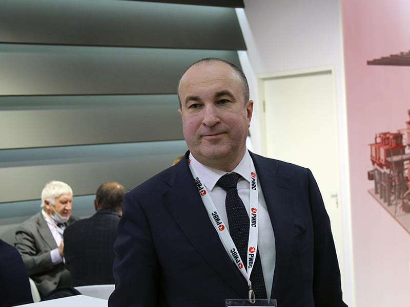 директор компании РИВС Анатолий Хасянов