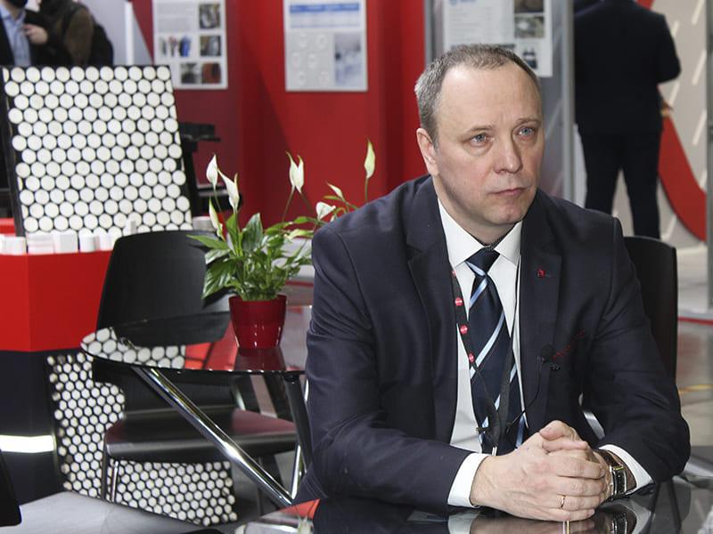 коммерческий директор URAL MINERALS Григорий Килимник
