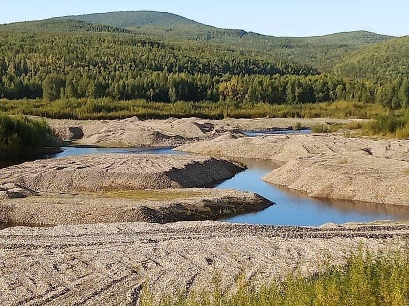 добыча золота в Амурской области