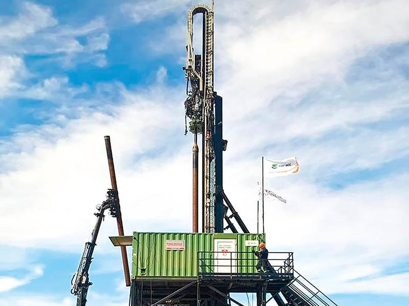 Технология «Нефтяной буровой отрасли»: новый способ доразведки горнорудных месторождений