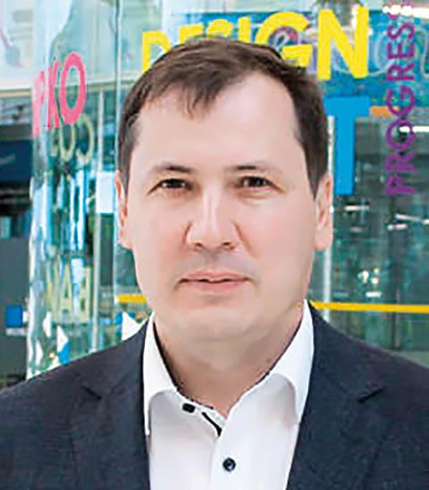 Игорь Москалёв, директор по маркетингу ООО «Энер Зэт»