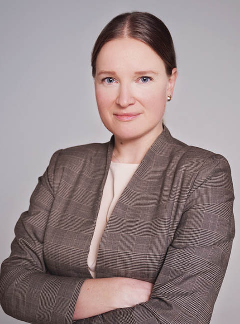Людмила Агеенко, заместитель руководителя направления специального оборудования «АЗОТТЕХ»
