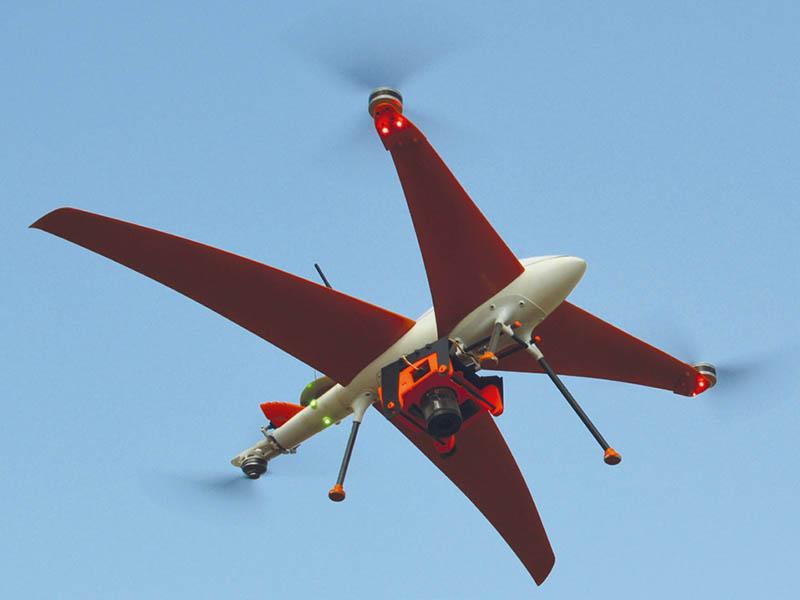 Первое внедрение «Drone as a service» на российских карьерах