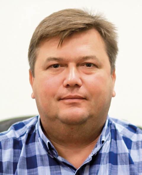Андрей Тычкин, начальник отдела продаж ООО «Концерн Гудвин (Гудвин Европа)»