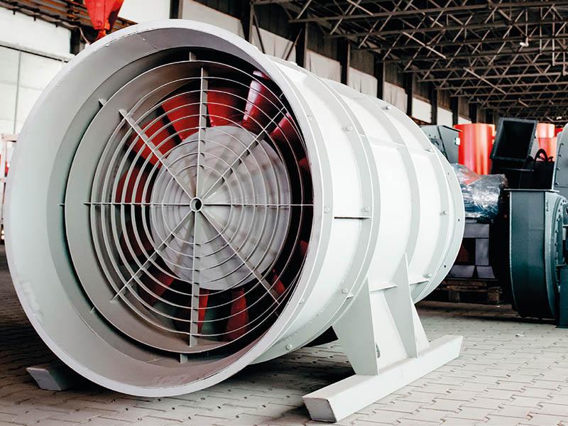 Костромской «медведь» выпустил вентиляторы для питерского метро