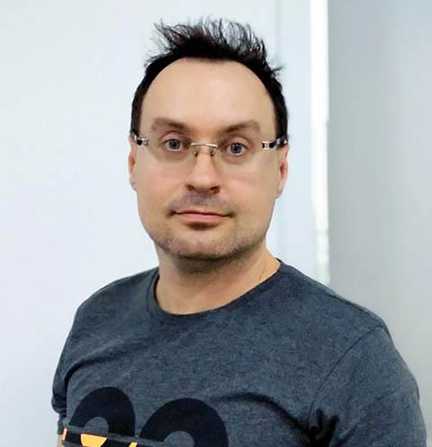 Антон Звонцов, инженер по предпроектной разработке ТОО «Alpha-Safety» (Альфа-Сейфти)