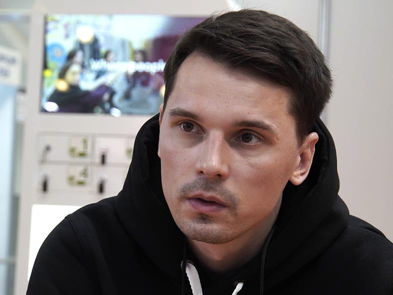 директор по маркетингу компании Денис Быков