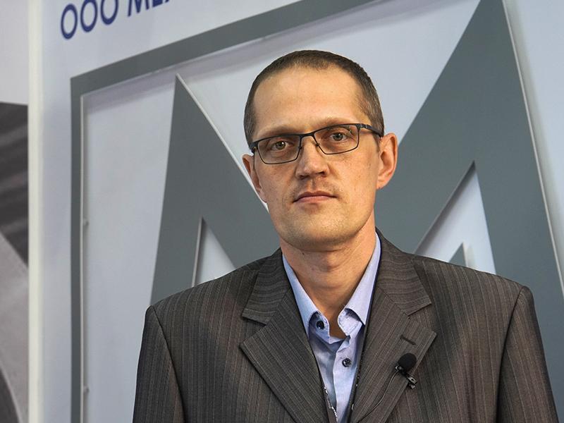ведущий специалист «МРК» Владимир Колобов.