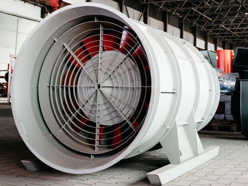 шахтный вентилятор