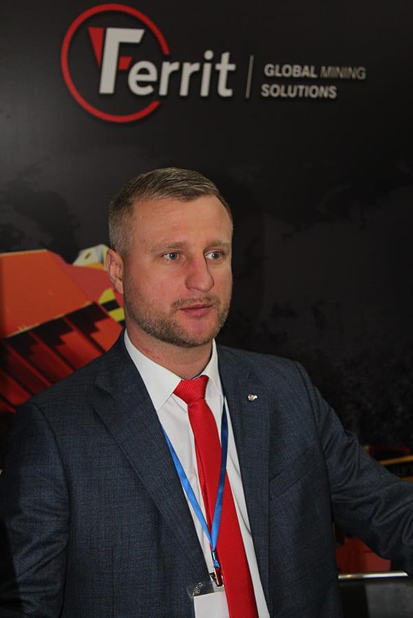 т начальник участка по сервисному обслуживанию горно-шахтного оборудования ООО «Сибтранссервис» Константин Мусатов.