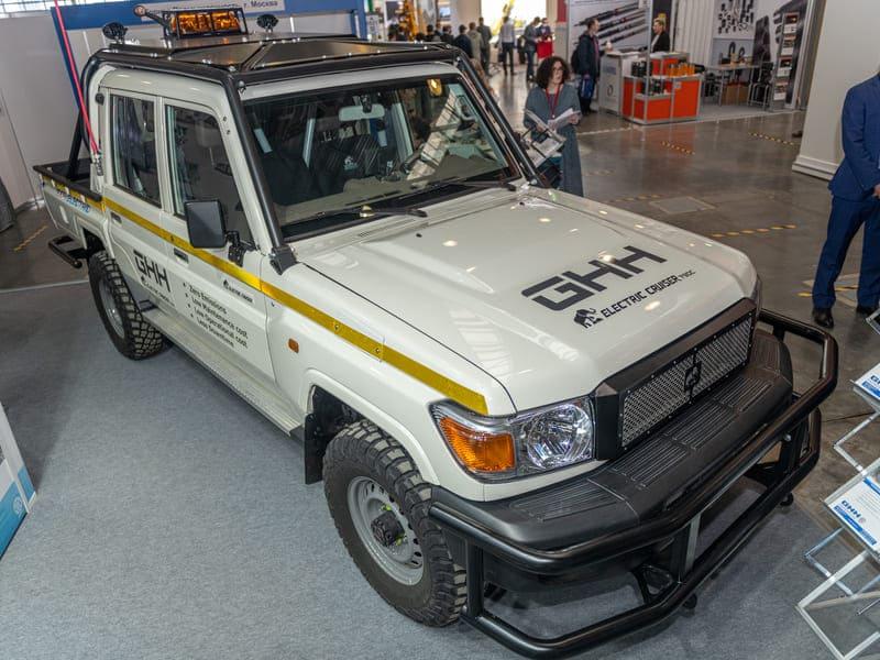 Tembo 4x4 E-LV