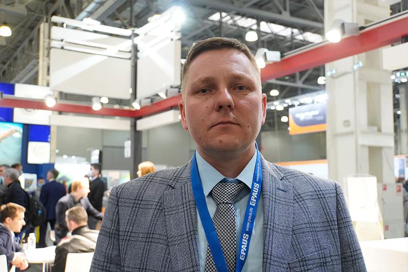 руководитель обособленного подразделения ООО «Паус» в Норильске Алексей Чагирев