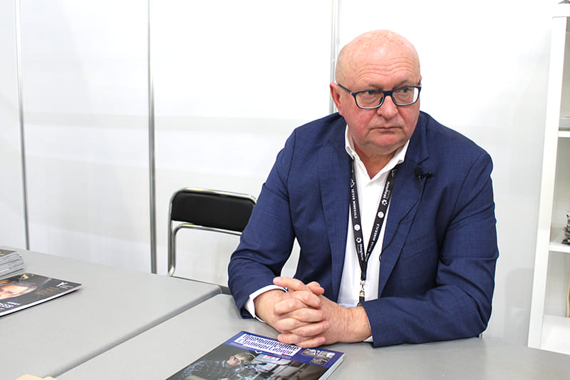 генеральный директор Sew Eurodrive Владимир Золотарёв