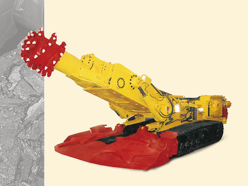 Завод «Перспективные технологии» и АНО «НОЦ «Кузбасс»: обновлённые проходческие комбайны КСП-22 И КСП-35-100