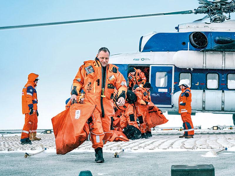 Кадры для Арктики