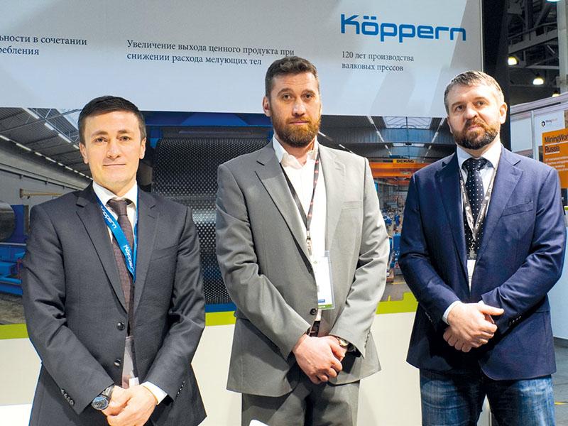 Стенд компании Koppern