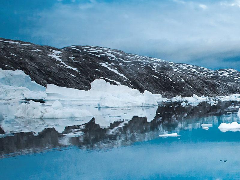 В Арктику в одиночку не ходят