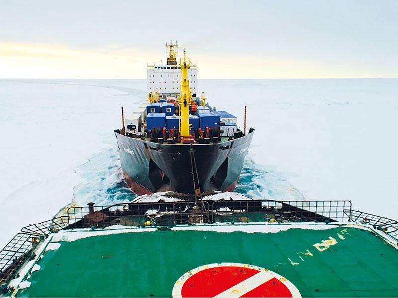 Добыча на Арктике