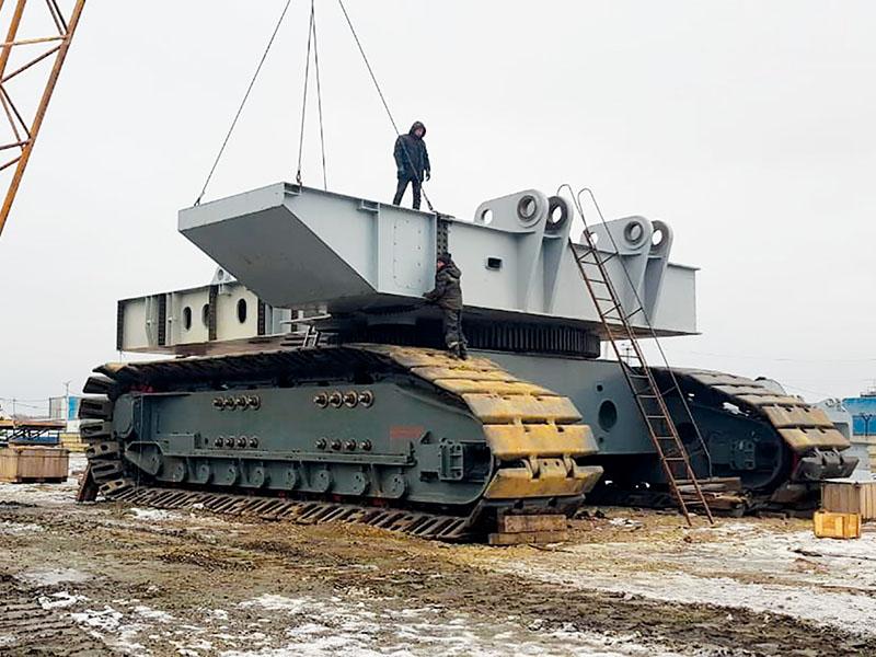 "Спецтехника ""Уралмашзавода"""