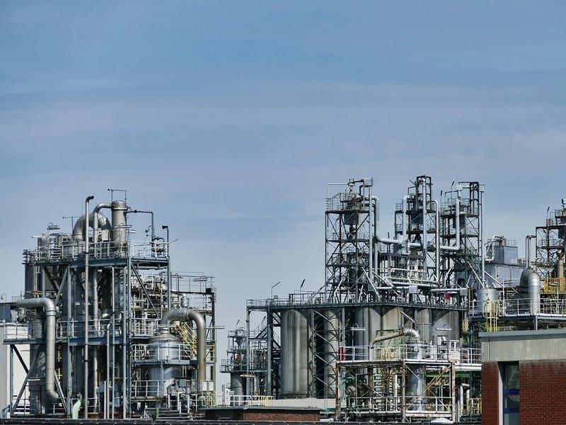 нефтегазовое предприятие