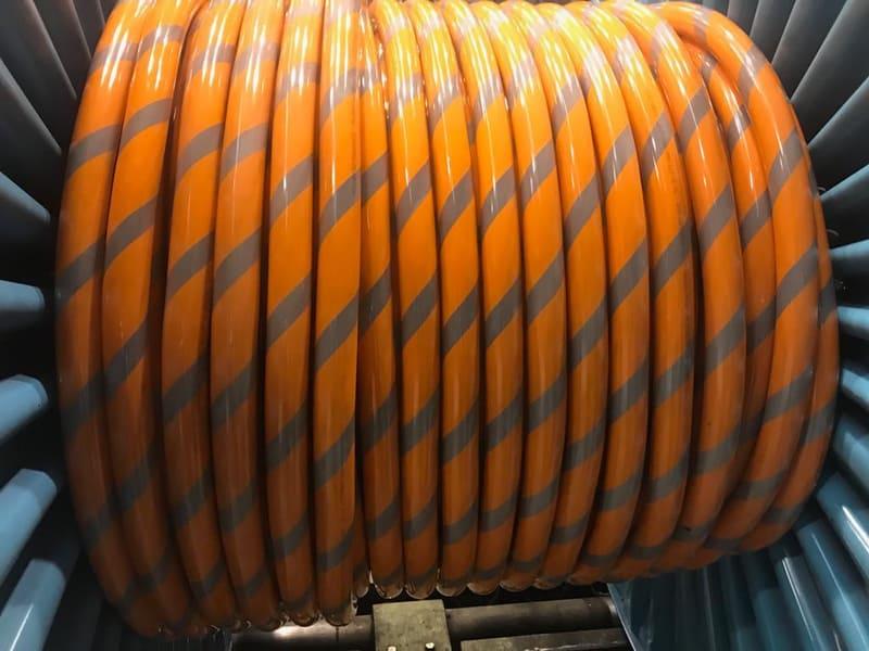 шахтный кабель