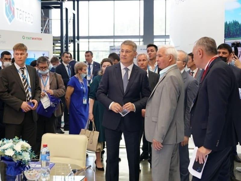 Российский нефтегазохимический форум и 29-я специализированная выставка «Газ. Нефть. Технологии».
