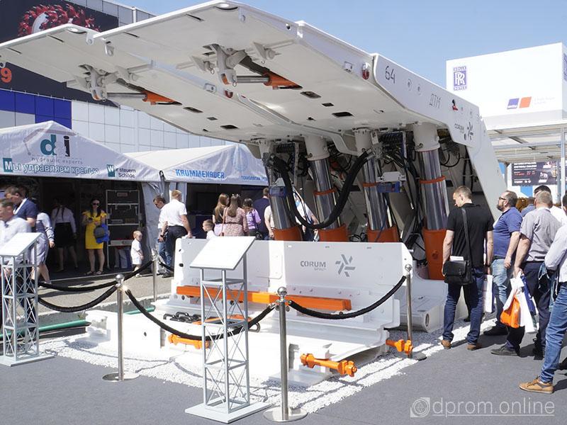Corum Group: «Кузбасс ставит перед нами новые интересные задачи»