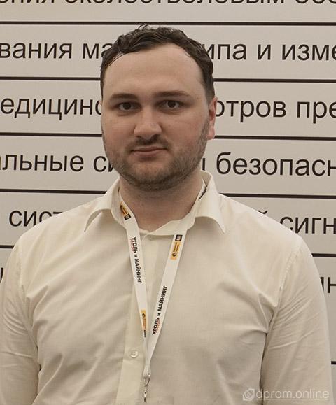 Дмитрий Антяскин, инженер-электроник ООО «КАС»