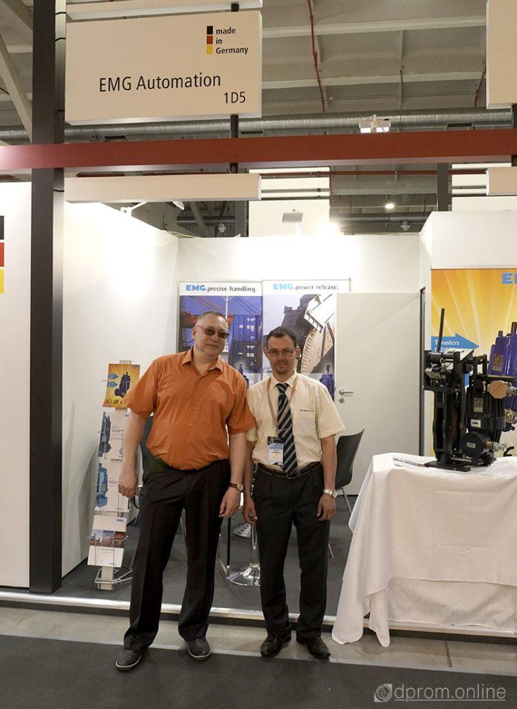 ООО «Приводные технологии»: оборудование EMG Automation GmbH для российских предприятий добычи полезных ископаемых