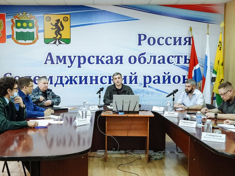 совещание губернатора Амурской области