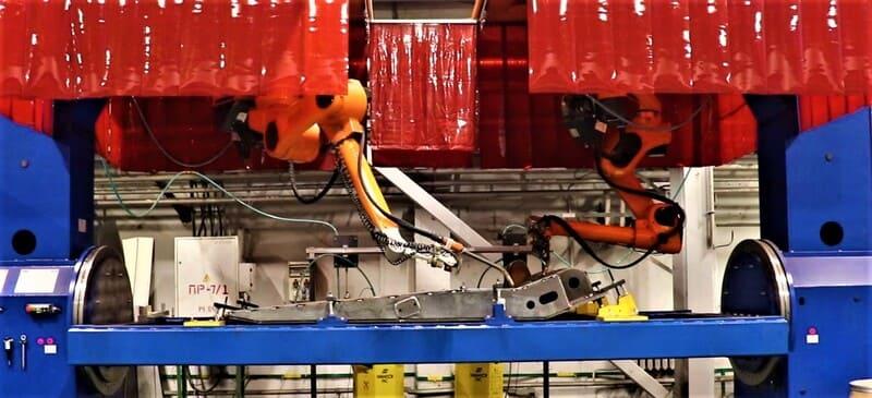 роботизированный комплекс Closs