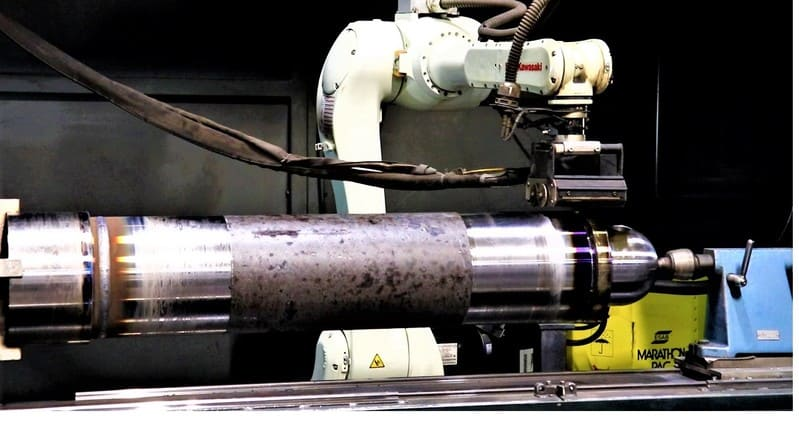 роботизированный комплекс Kawasaki