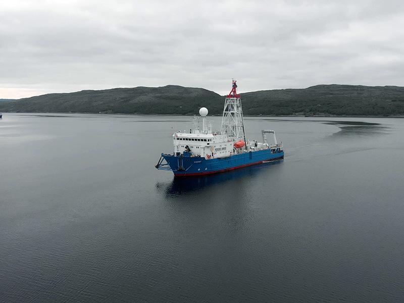 Компания «Газпром недра» закончила пробное опережающее бурение в арктических водах