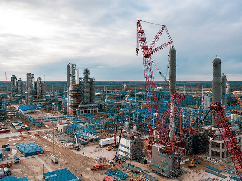 Объекты «Газпрома» вывели Приамурье в лидеры ДФО по объёму финансовой поддержки