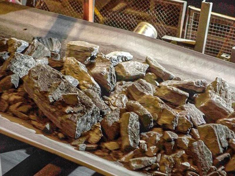 Конвейеры будут непрерывно перемещать руду на Костомукшском месторождении железистых кварцитов