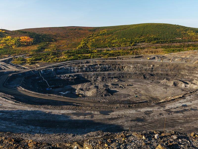 золотой рудник