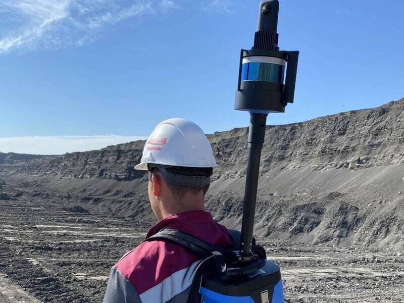 лазерный сканер LIDAR