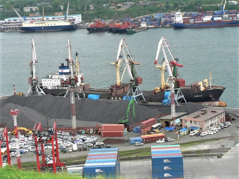 угольный порт