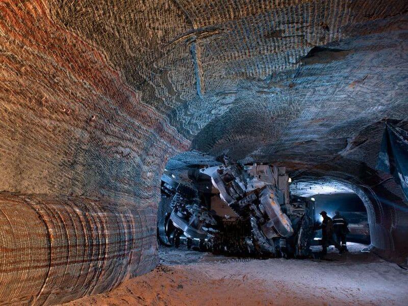 Уралкалий рудник