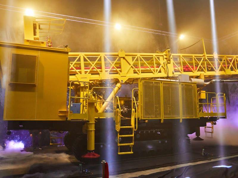 буровой станок СБШ-250-40 ДГ «Универсал»